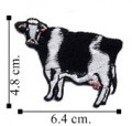 Cow Style-2 Embroidered Iron On Patch