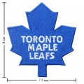 Toronto Maple Leafs Style-1 Embroidered Iron On Patch