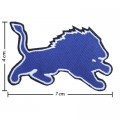 Detroit Lions Style-1 Embroidered Iron On Patch