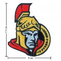 Ottawa Senators Style-1 Embroidered Iron On Patch