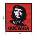 Che Guevara Sign Style-2 Embroidered Iron On Patch