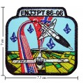 Air Force Training Fighter Pilots Style-3 Embroidered Iron On Patch