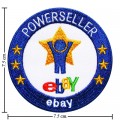 eBay Best Seller Style-1 Embroidered Iron On Patch