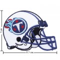 Tennessee Titans Helmet Style-1 Embroidered Iron On Patch
