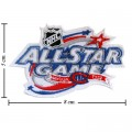 NHL All Star Game 2008-2009 Embroidered Iron On Patch
