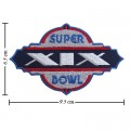 Super Bowl XIX 1984 Style-19 Embroidered Iron On Patch