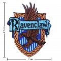 Harry Potter Ravenclaw House Style-1 Embroidered Iron On Patch