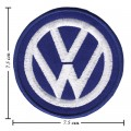 Volkswagen Style-1 Embroidered Iron On Patch