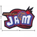 Bakersfield Jam Style-1 Embroidered Iron On Patch