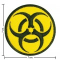 Biohazard Music Pop Rock Music Band Style-2 Embroidered Iron On Patch