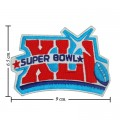 Super Bowl XLI 2006 Style-41 Embroidered Iron On Patch