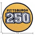 Pittsburgh Penguins Style-5 Embroidered Iron On Patch