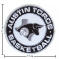 Austin Toros Style-1 Embroidered Iron On Patch