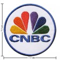CNBC Style-1 Embroidered Iron On Patch