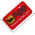 Agip Oil Style-1 Embroidered Iron On Patch
