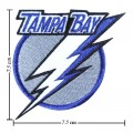 Tampa Bay Lightning Style-1 Embroidered Iron On Patch