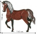Horse Cowboy Style-3 Embroidered Iron On Patch