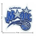 Orlando Magic Style-1 Embroidered Iron On Patch