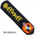Bookmark Style-2 Hufflepuff House Harry Potter Embroidered