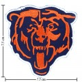 Chicago Bears Style-2 Embroidered Iron On Patch