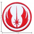 Star Wars Jedi Style-1 Embroidered Iron On Patch