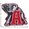 Alabama Crimson Tide Style-1 Embroidered Iron On Patch