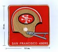 San Francisco 49ers Style-3 Embroidered Iron On Patch