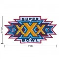Super Bowl XXX 1995 Style-30 Embroidered Iron On Patch