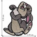 Bambi Thumper Style-2 Embroidered Iron On Patch