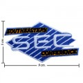 Southeastern Conference Style-1 Embroidered Iron On Patch