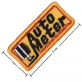 Auto Meter Style-1 Embroidered Iron On Patch