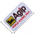 Agip Oil Style-2 Embroidered Iron On Patch