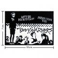 The Body Snatchers Music Band Style-1 Embroidered Iron On Patch