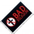 Bad Religion Music Band Style-1 Embroidered Iron On Patch