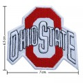 Copy of Ohio State Buckeyes Style-1 Embroidered Iron On Patch
