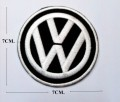 Volkswagen Style-4 Embroidered Iron On Patch
