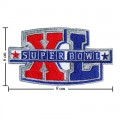 Super Bowl XL 2005 Style-40 Embroidered Iron On Patch