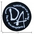 Harry Potter Dumbledore's Army Style-1 Embroidered Iron On Patch