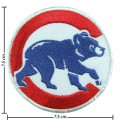 Chicago Cubs Sport Style-4 Embroidered Iron On Patch