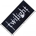 Twilight Book Series Style-1 Embroidered Iron On Patch