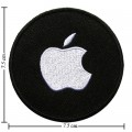 Apple Mac Iphone Style-1 Embroidered Iron On Patch