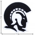 Arkansas Little Rock Trojans Style-1 Embroidered Iron On Patch