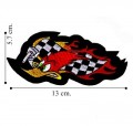 Wild Woody Woodpecker Style-2 Embroidered Iron On Patch