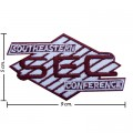 Southeastern Conference Style-2 Embroidered Iron On Patch