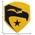 GI Joe Falcon Style-1 Embroidered Iron On Patch