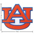 Auburn Tigers Style-1 Embroidered Iron On Patch
