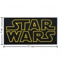 Star Wars Style-1 Embroidered Iron On Patch