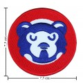 Chicago Cubs Sport Style-2 Embroidered Iron On Patch