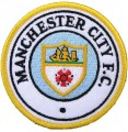 Manchester City Style-1 Embroidered Iron On Patch