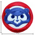 Chicago Cubs Sport Style-5 Embroidered Iron On Patch